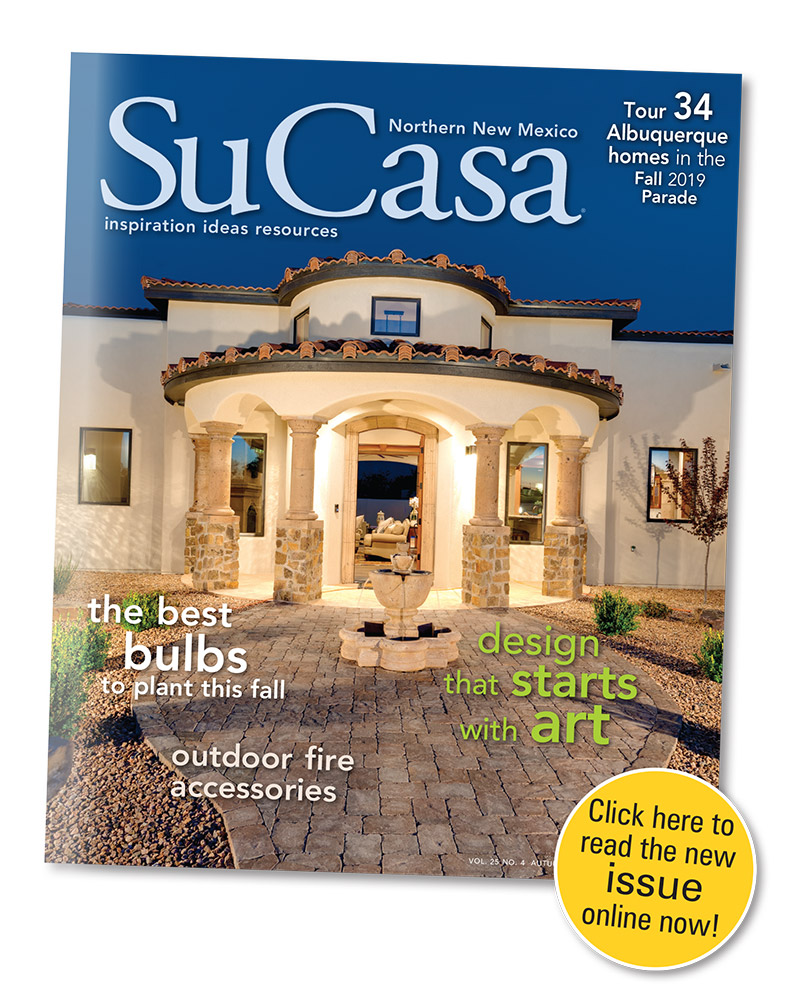 Su Casa Albuquerque Santa Fe | Homes of the Southwest
